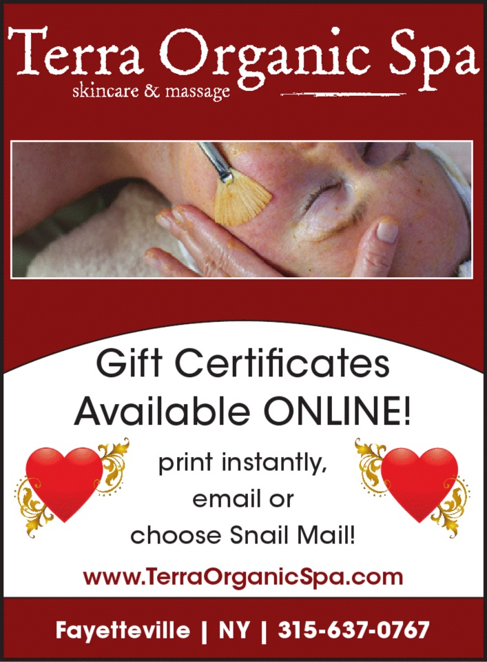 Gift Certificates Make The Perfect Gift For Your Valentine